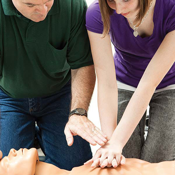 HSE 3 Day First Aid Training