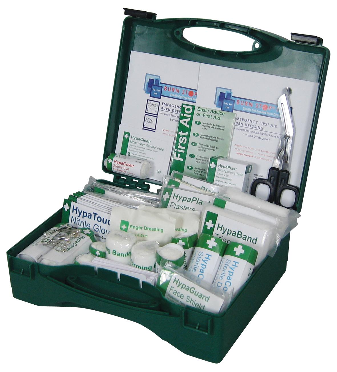 First aid kits east london university