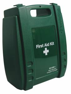NEW British Standard Motor Vehicle First Aid Kit
